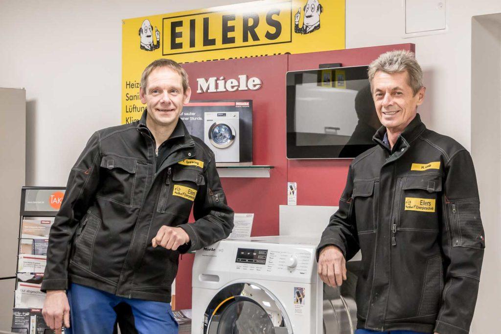 Team Eilers Energietechnik Heizungstechnik