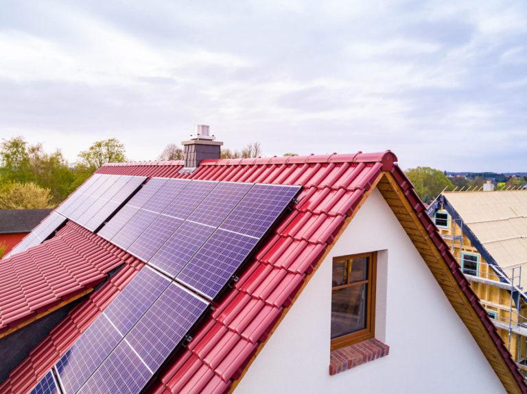 Photovoltaik in Delbrück